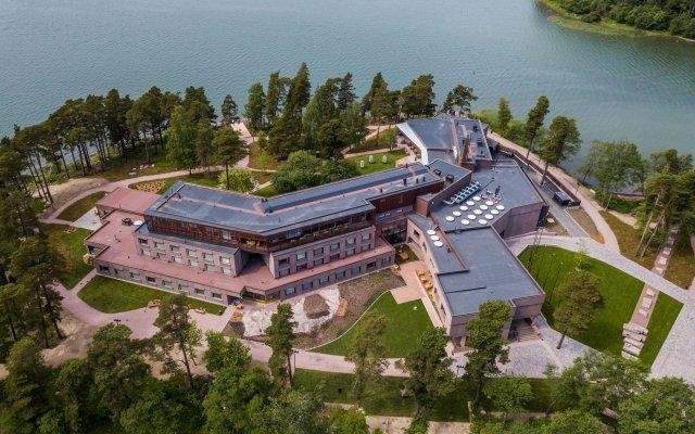 Отель Hanasaari Финляндия, Эспоо - 1 отзыв об отеле, цены и фото номеров - забронировать отель Hanasaari онлайн вид на фасад