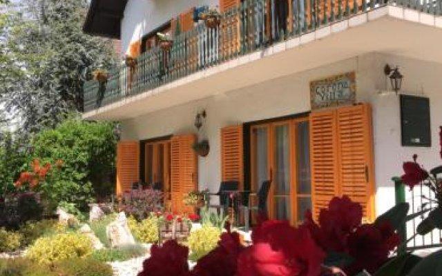 Отель Corona Villa Венгрия, Хевиз - отзывы, цены и фото номеров - забронировать отель Corona Villa онлайн вид на фасад