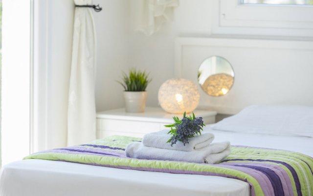 Отель Protaras Villa Mandali 19 комната для гостей