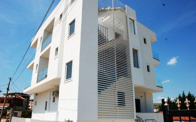 Hotel Kuburi Ксамил вид на фасад