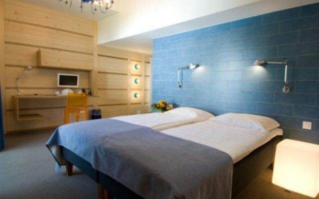 Hotel Alpine Lodge комната для гостей
