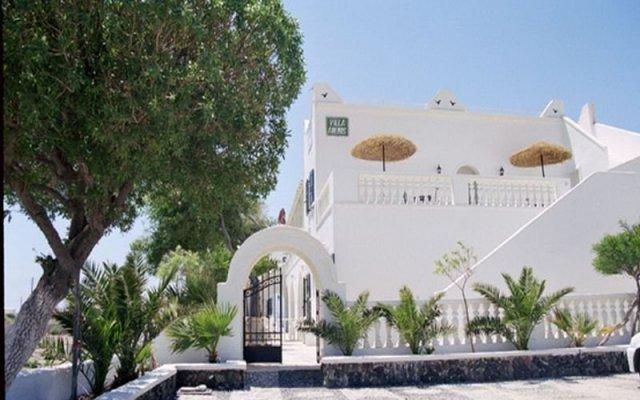 Отель Anemos Studios Греция, Остров Санторини - отзывы, цены и фото номеров - забронировать отель Anemos Studios онлайн вид на фасад