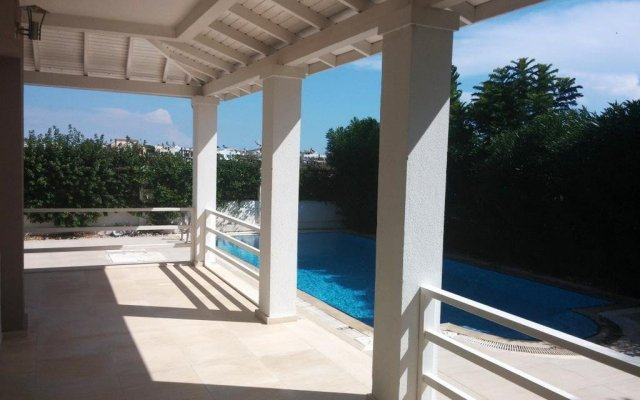 Отель White Villa Белек балкон
