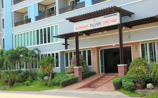 Отель Aonang Silver Orchid Resort вид на фасад