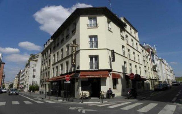 Отель de lEurope Франция, Париж - отзывы, цены и фото номеров - забронировать отель de lEurope онлайн вид на фасад