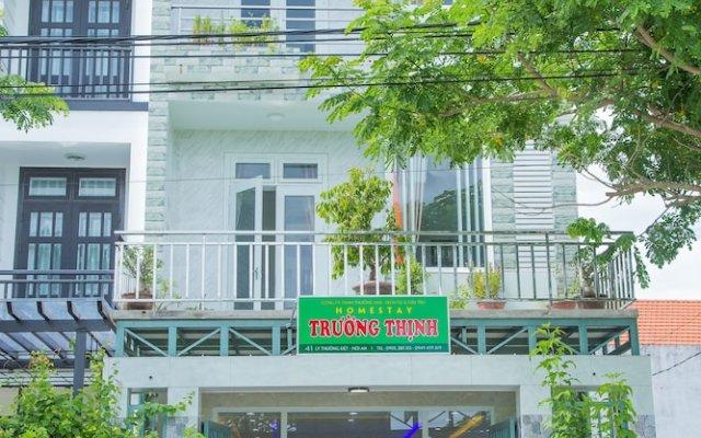 Отель Truong Thinh Homestay Хойан вид на фасад