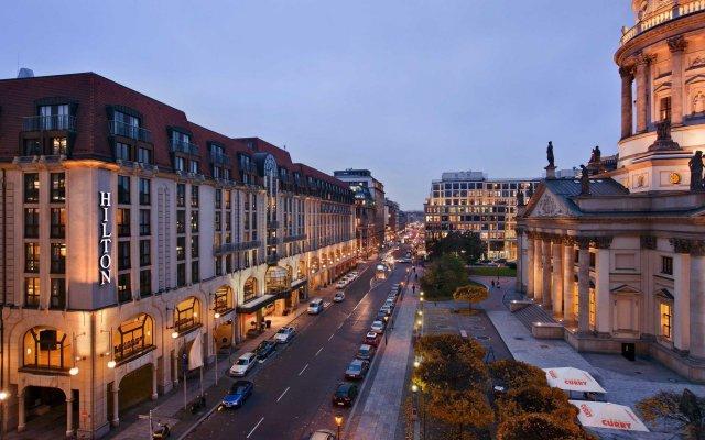 Hilton Berlin Hotel