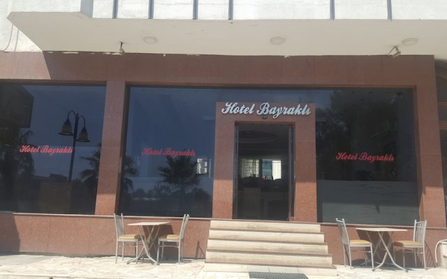 Bayrakli Otel Турция, Мерсин - отзывы, цены и фото номеров - забронировать отель Bayrakli Otel онлайн вид на фасад