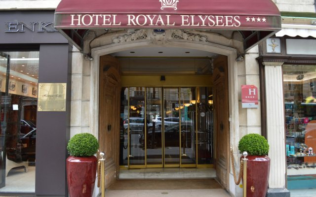 hotel royal elys es paris france zenhotels rh zenhotels com