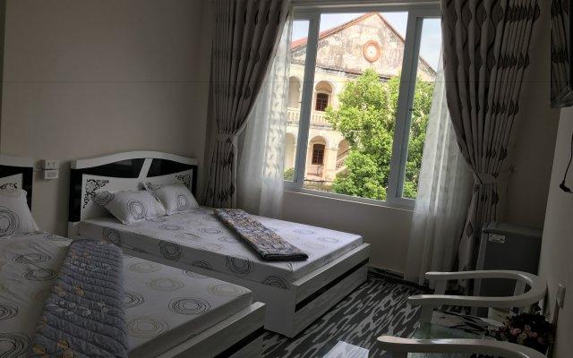 Отель Babycat Guesthouse & Cafe комната для гостей