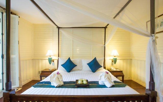 Отель Buddy Lodge Бангкок комната для гостей