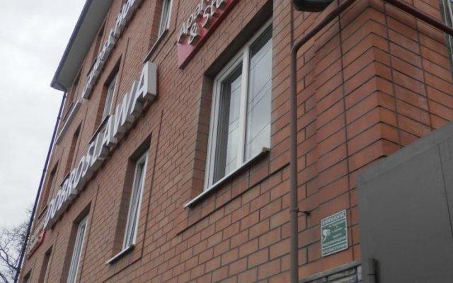 Гостиница Дом Доброславия вид на фасад
