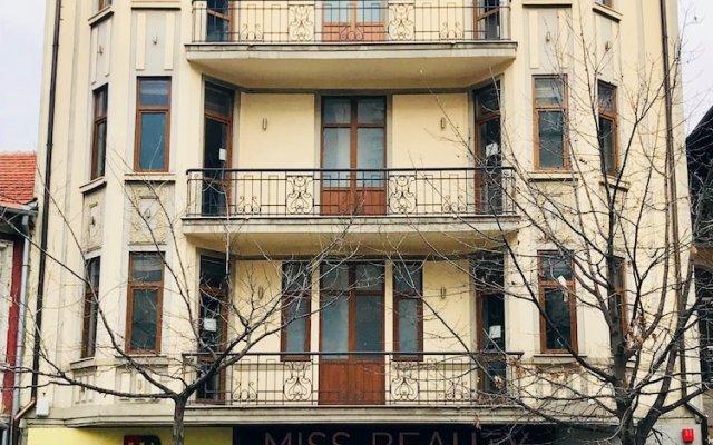 Отель 36 Болгария, София - отзывы, цены и фото номеров - забронировать отель 36 онлайн вид на фасад