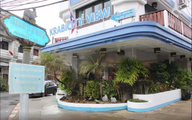 Отель Krabi City View. Таиланд, Краби - отзывы, цены и фото номеров - забронировать отель Krabi City View. онлайн вид на фасад