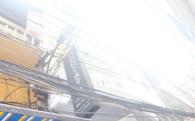 Ham Long Sunny Hotel вид на фасад