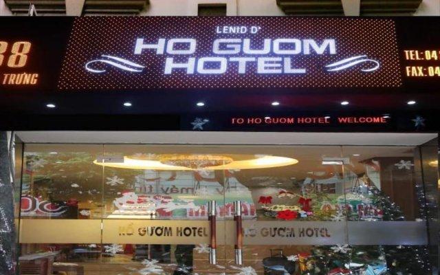 Lenid De Ho Guom Hotel вид на фасад
