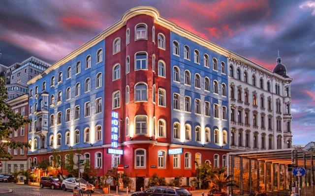 Отель Urania Австрия, Вена - 4 отзыва об отеле, цены и фото номеров - забронировать отель Urania онлайн вид на фасад