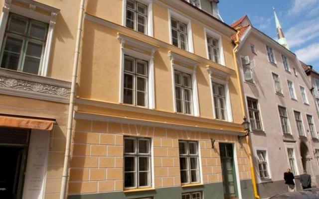 Отель Pikk 49 Residence Эстония, Таллин - отзывы, цены и фото номеров - забронировать отель Pikk 49 Residence онлайн вид на фасад