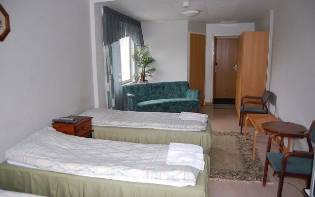 Hotel Kestikarhu комната для гостей