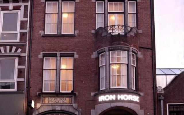 Отель Iron Horse Нидерланды, Амстердам - 4 отзыва об отеле, цены и фото номеров - забронировать отель Iron Horse онлайн вид на фасад