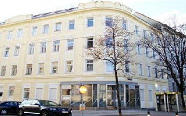 Отель checkVIENNA - Enenkelstrasse Австрия, Вена - отзывы, цены и фото номеров - забронировать отель checkVIENNA - Enenkelstrasse онлайн вид на фасад