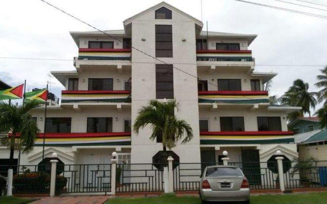 Отель Brandsville Hotel Гайана, Джорджтаун - отзывы, цены и фото номеров - забронировать отель Brandsville Hotel онлайн вид на фасад