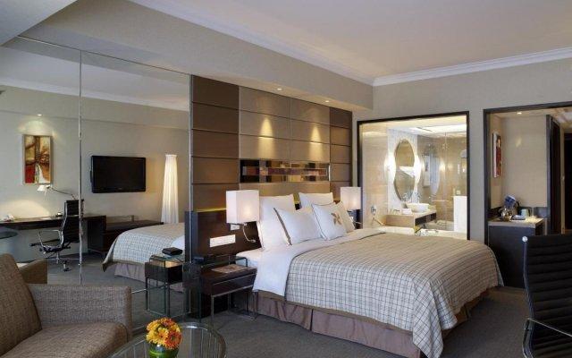 Four Points by Sheraton Beijing; Haidian Hotel & Serviced Apartments Пекин комната для гостей