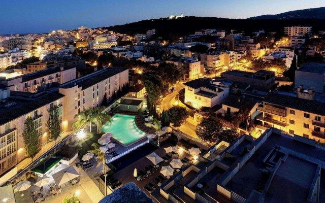 Отель Isla Mallorca & Spa вид на фасад