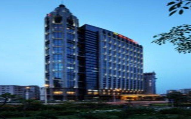 Отель Home Fond Hotel Nanshan Китай, Шэньчжэнь - отзывы, цены и фото номеров - забронировать отель Home Fond Hotel Nanshan онлайн вид на фасад