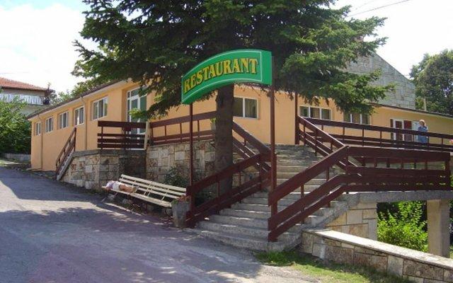 Отель Ahilea Hotel-All Inclusive Болгария, Балчик - отзывы, цены и фото номеров - забронировать отель Ahilea Hotel-All Inclusive онлайн вид на фасад
