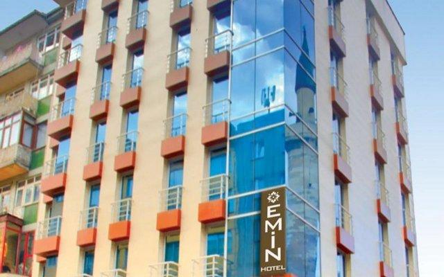 Laleli Emin Hotel вид на фасад