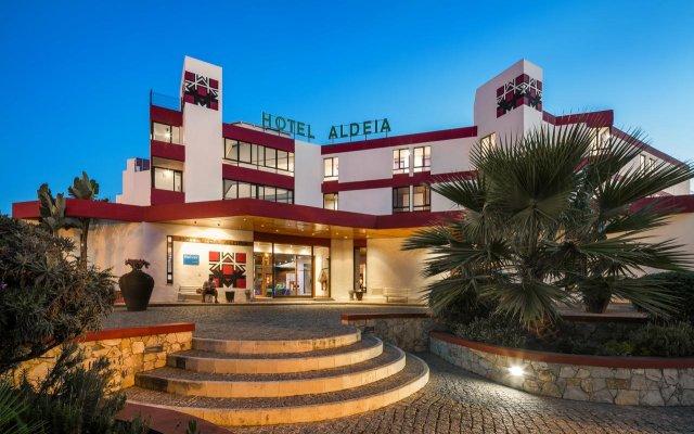 Отель Tenis da Aldeia вид на фасад