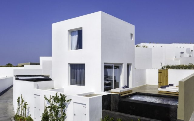 Отель Andronis Arcadia Hotel Греция, Остров Санторини - отзывы, цены и фото номеров - забронировать отель Andronis Arcadia Hotel онлайн вид на фасад