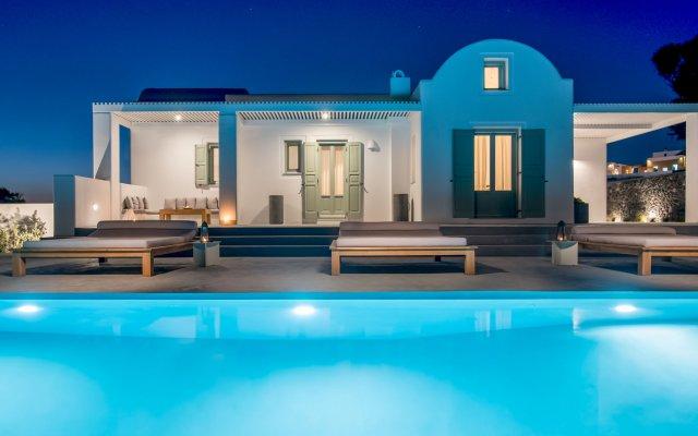 Отель Samsara - Santorini Luxury Retreat Греция, Остров Санторини - отзывы, цены и фото номеров - забронировать отель Samsara - Santorini Luxury Retreat онлайн вид на фасад
