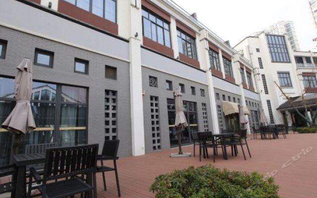Yonglian Resort Hotel вид на фасад