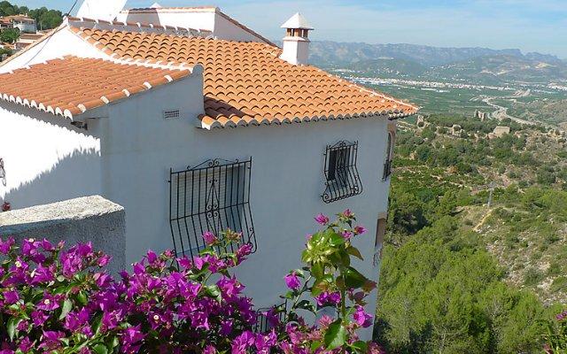 Отель Casa Joli, Tossal Gros - Three Bedroom Испания, Фуэнте-Энкаррос - отзывы, цены и фото номеров - забронировать отель Casa Joli, Tossal Gros - Three Bedroom онлайн вид на фасад
