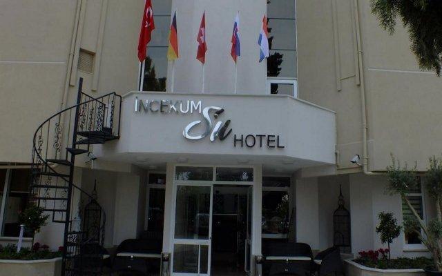 Incekum Su Hotel Турция, Аланья - отзывы, цены и фото номеров - забронировать отель Incekum Su Hotel - All Inclusive онлайн вид на фасад