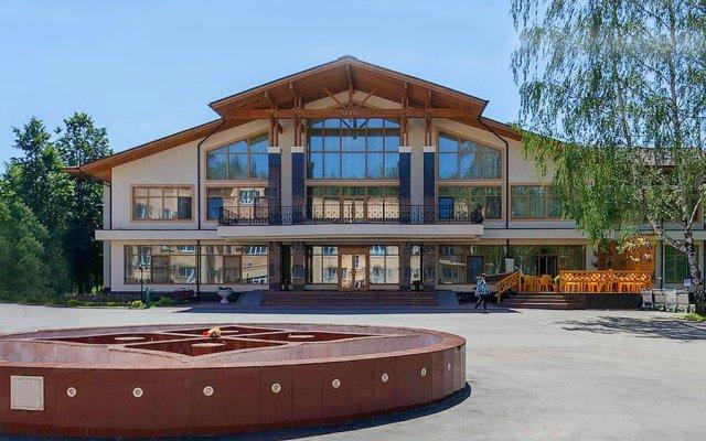 Гостиница Яхонты Ногинск вид на фасад