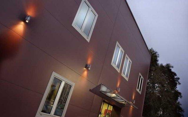 Hotel Wuppertal вид на фасад