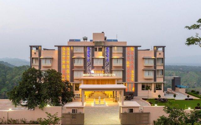 Отель The G Mount Valley Resort & Spa вид на фасад