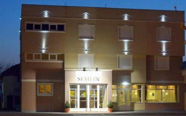 Garni Hotel Semlin B&B вид на фасад