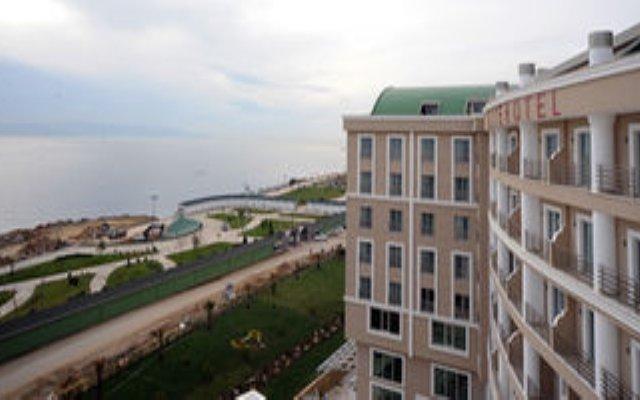 Elite Hotel Darica Турция, Гебзе - отзывы, цены и фото номеров - забронировать отель Elite Hotel Darica онлайн вид на фасад