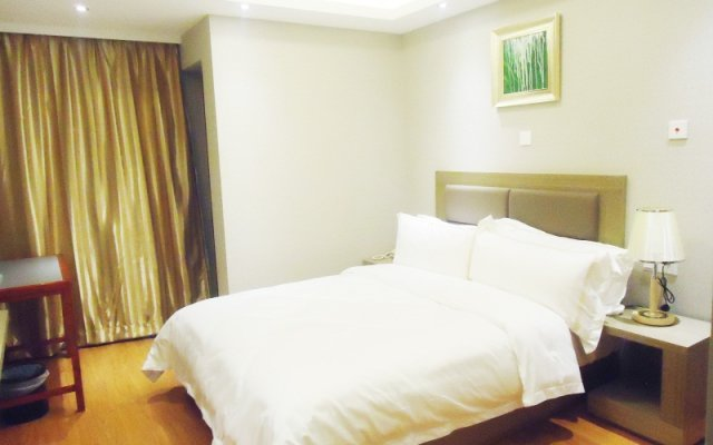 Апартаменты Shenzhen Seventh Avenue Residence Private Apartment комната для гостей