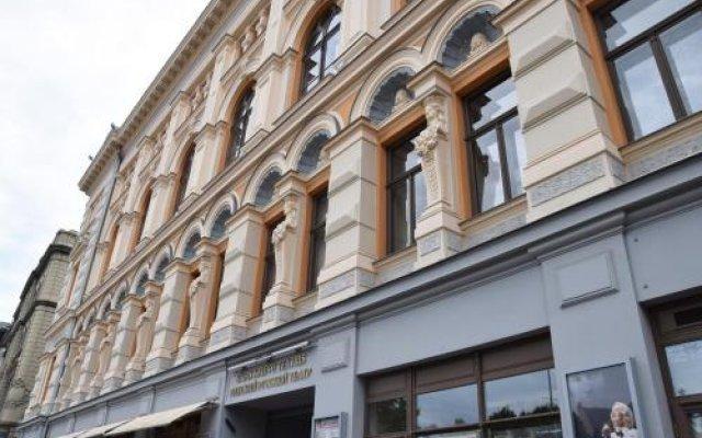 Отель Hostel At Liberty Латвия, Рига - отзывы, цены и фото номеров - забронировать отель Hostel At Liberty онлайн вид на фасад