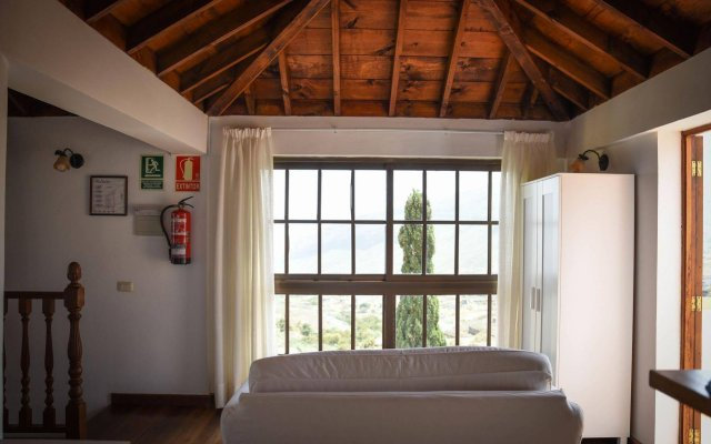 Отель Rural Villa Ariadna Гуимар комната для гостей