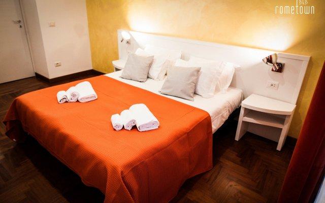 Отель RomeTown Италия, Рим - отзывы, цены и фото номеров - забронировать отель RomeTown онлайн комната для гостей
