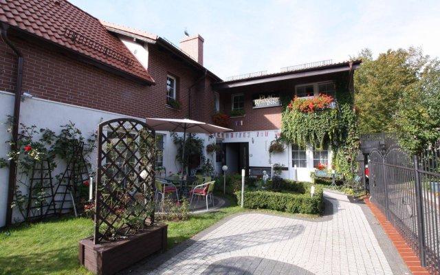 Отель Plac Rybaków Inn Польша, Сопот - 1 отзыв об отеле, цены и фото номеров - забронировать отель Plac Rybaków Inn онлайн вид на фасад