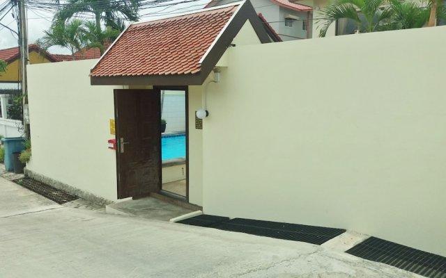 Отель Baan ViewBor Pool Villa вид на фасад