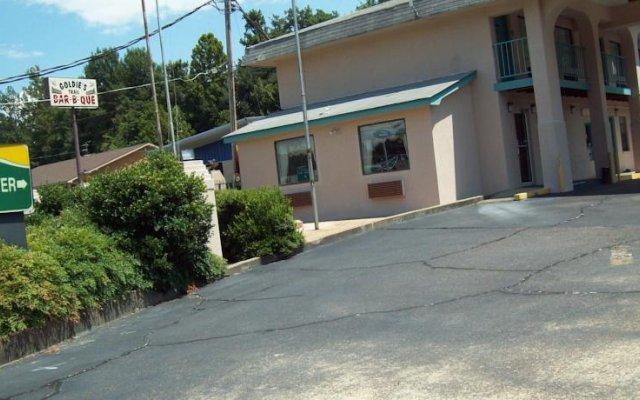 Отель America`s Best Inn Vicksburg США, Виксбург - отзывы, цены и фото номеров - забронировать отель America`s Best Inn Vicksburg онлайн вид на фасад