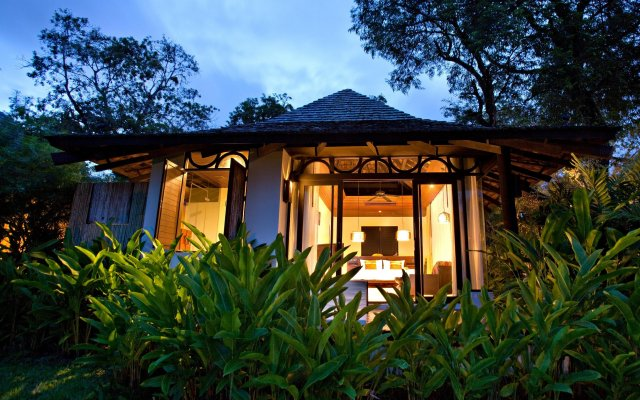 Отель The Vijitt Resort Phuket вид на фасад